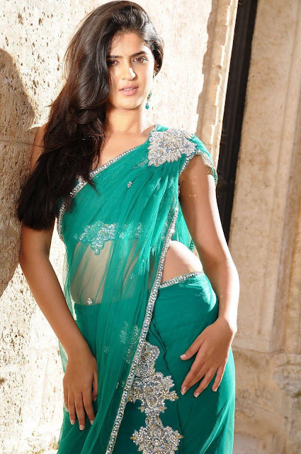 Deeksha Seth saree gallery