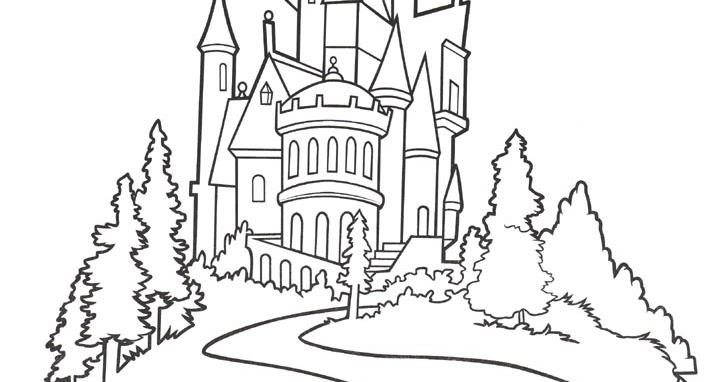La Bella y la Bestia de Disney - Blog: Dibujos para colorear de los ...