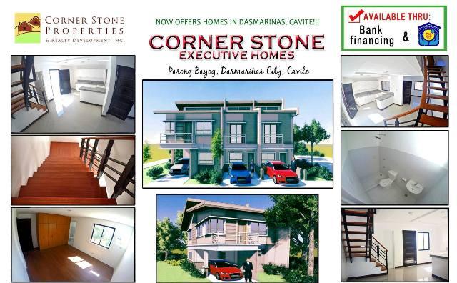 SUBDIVISION IN DASMARINAS CAVITE near De La Salle | Corner Stone