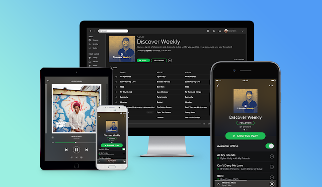 Introducing Discover Weekly: Your Ultimate Personalised Playlist @SpotifySA #SpotifySouthAfrica