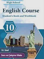 10. Sınıf Dikey Yayınları İngilizce Ders ve Çalışma Kitabı Cevapları