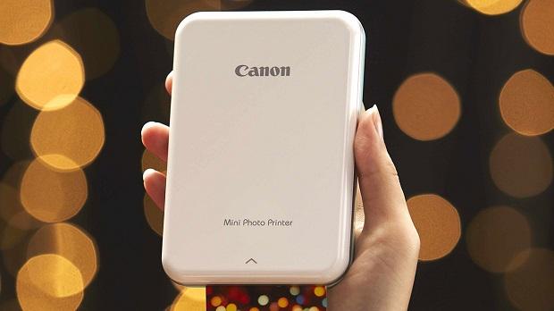 Printer Foto Mini Dari Canon Sebesar Telapak Tangan