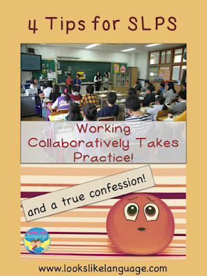 Collaboration tips for SLPs from Looks-Like-Language