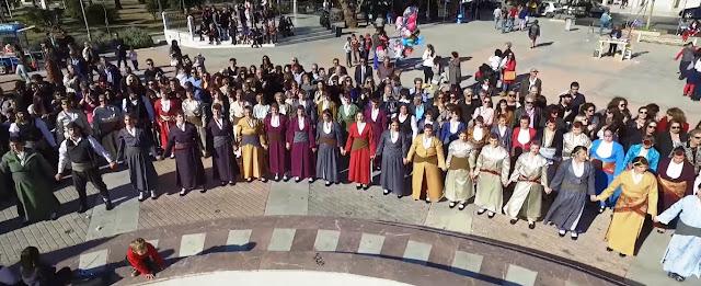 Με χορούς από τον Πόντο θα κυκλώσουν για δεύτερη φορά την πλατεία της Χίου