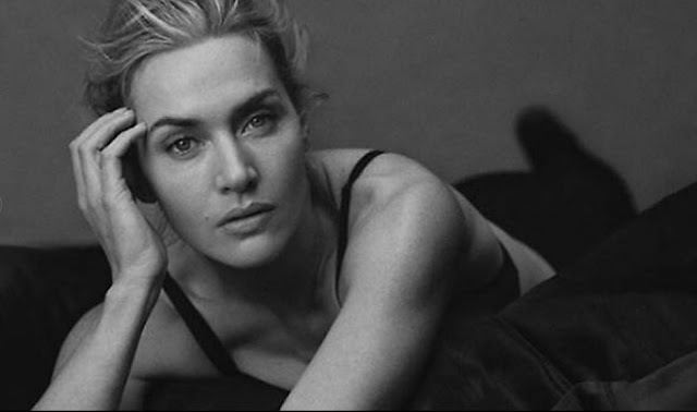 Green Pear Diaries, fotografía, Calendario Pirelli, Peter Lindbergh, Kate Winslet
