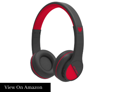 On-ear Bluetooth Headphones