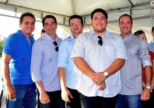 Resultado de imagem para prefeitos do vale do açu