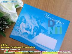 Undangan Pernikahan Riyan Dan Fela