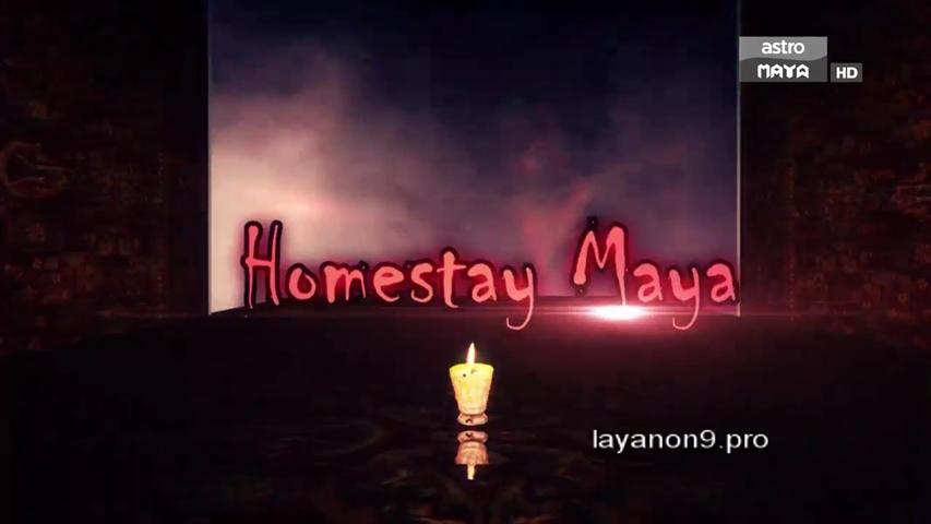 Sinopsis Telemovie Homestay Maya