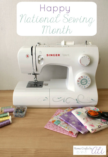 national sewing month september 2016 sewing machine supplies