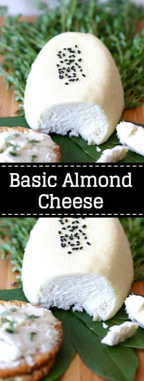 Basic Almond Cheese