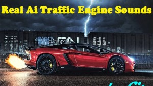 Ai Traffic Engine Real Sounds by Cip