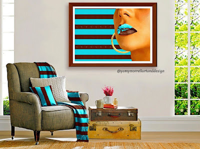 woman-lips-blue-lines-art-by-yamy-morrell