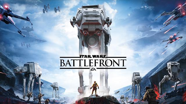 Starwars - Battlefront será o principal lançamento desta semana.