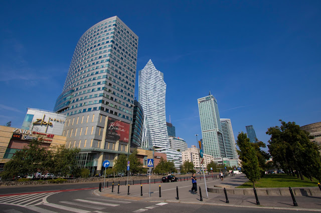 Grattacieli di Varsavia
