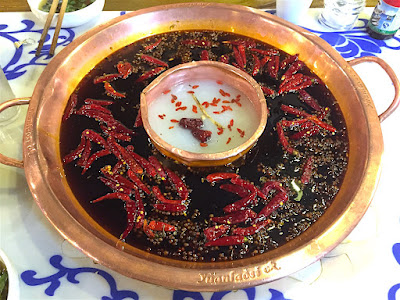 Fyra dagar i Sichuan