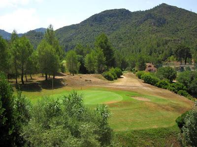 Campo de golf La Figuerola