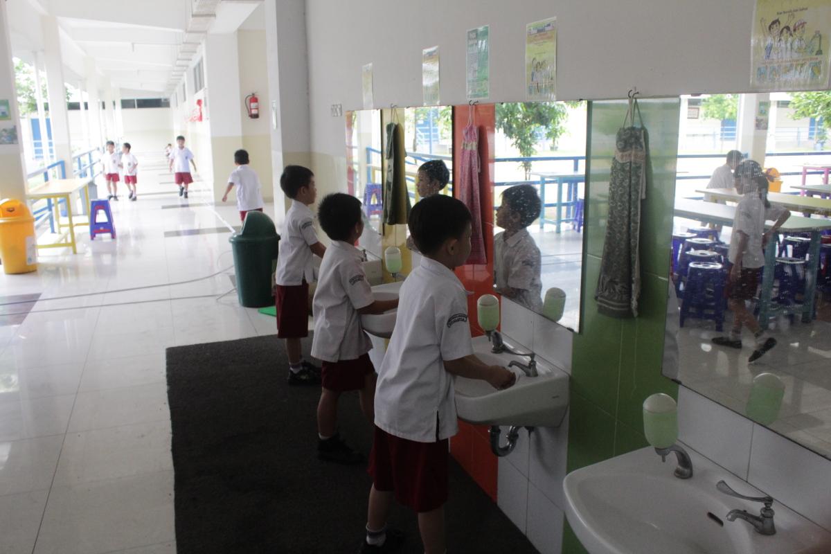 PHBS SD Kristen Kalam Kudus Surakarta