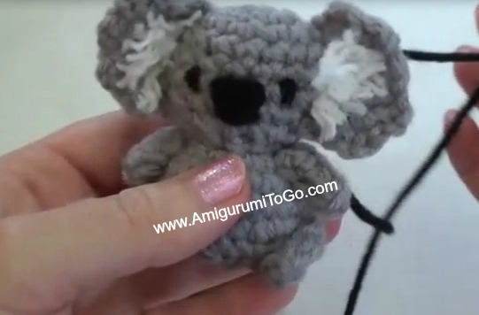 Amigurumi Bear Nose : Lil trouble teddy and friends amigurumi to go