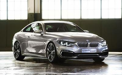 Kereta BMW 4Series 2016