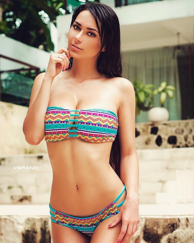 Fitness model from Russia Helga Lovekaty 5