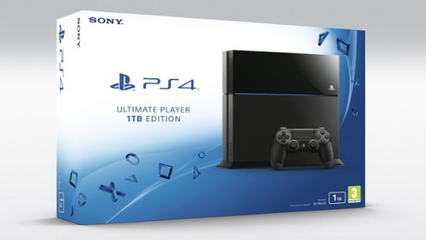 Sony High-End PlayStation 4