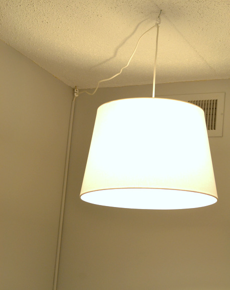 How to Hang a Swag Light and Brighten Any Room | The DIY ...