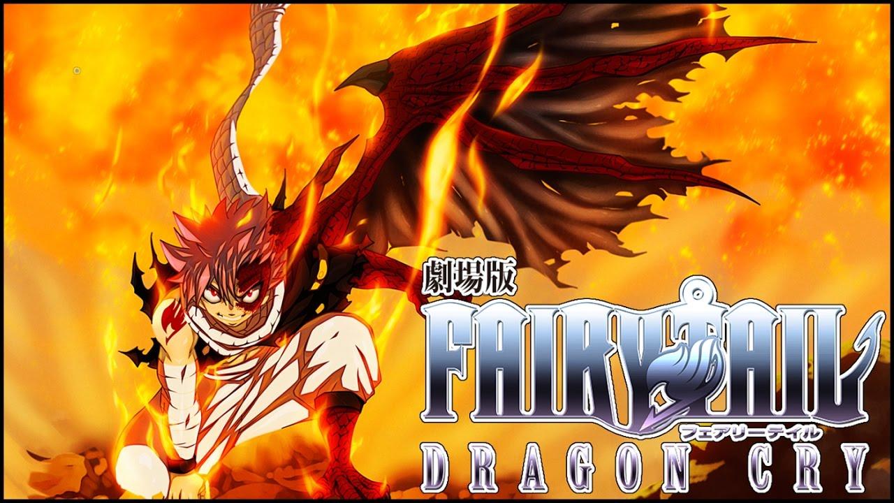 Fairy Tail: Dragon Cry Presenta nuevo Vídeo Trailer Promocional