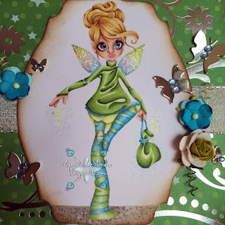 Saturated Canary Lisa Little Fairy