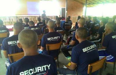 BNNK Cegah Pengguna Narkoba di Kalangan Security