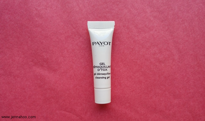 Payot Demaquillant D'Tox Cleansing Gel