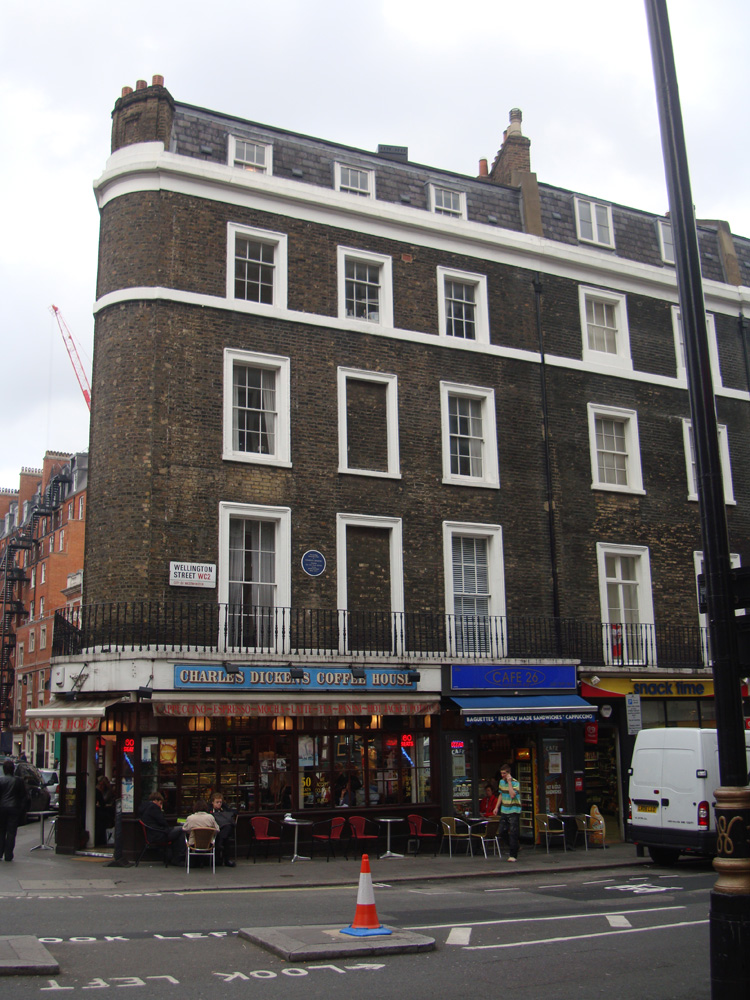 London Calling Charles Dickens 200years