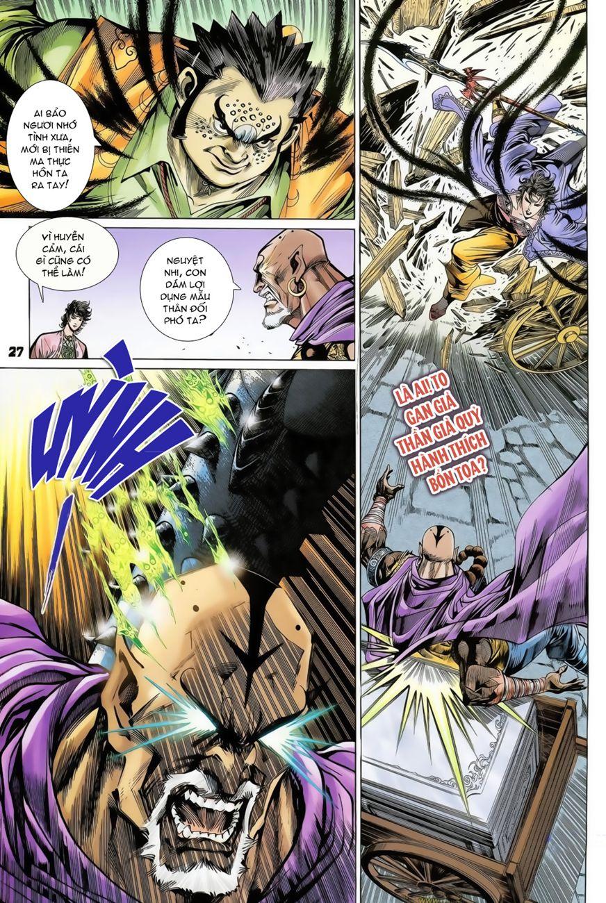 Đại Đường Uy Long chapter 74 trang 27