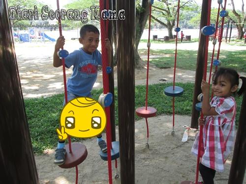 Ke Taman Tasik Shah Alam Lagi
