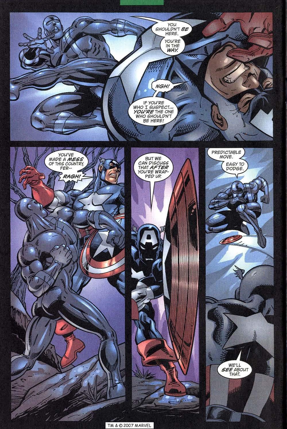 Captain America (1998) Issue #42 #49 - English 30