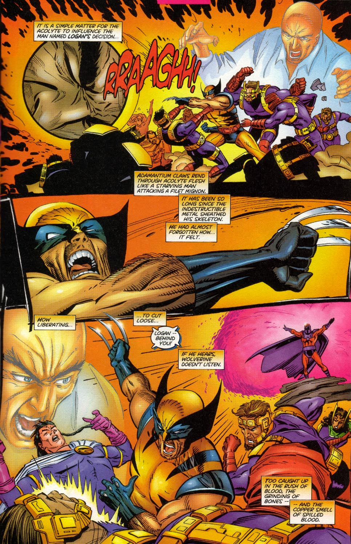 Read online X-Men: Magneto War comic -  Issue # Full - 15