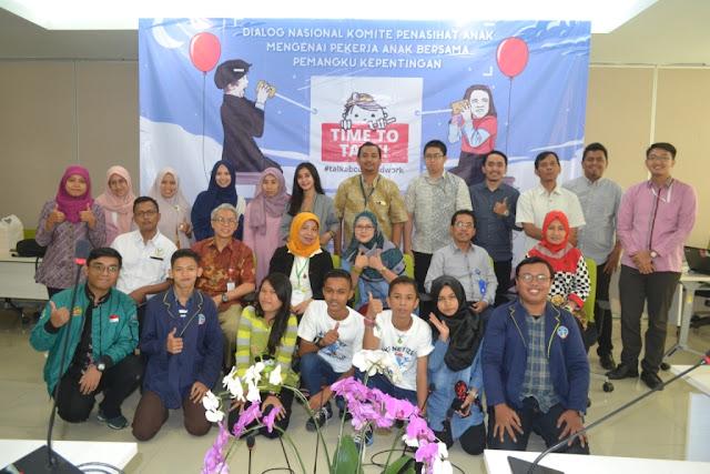 dialog nasional komite perlindungan anak