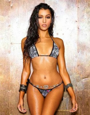 Red Indian Girl Wallpaper Latest Celebrity Photos Ayanna Jordan All Bikini Photos