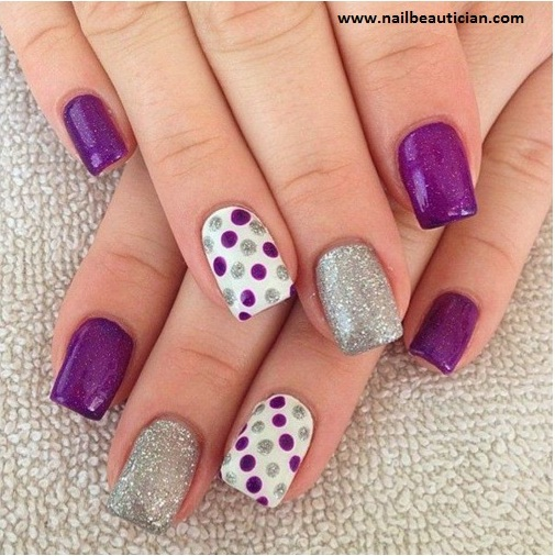 Nail Beautician Nail Art Designs For Short Nails