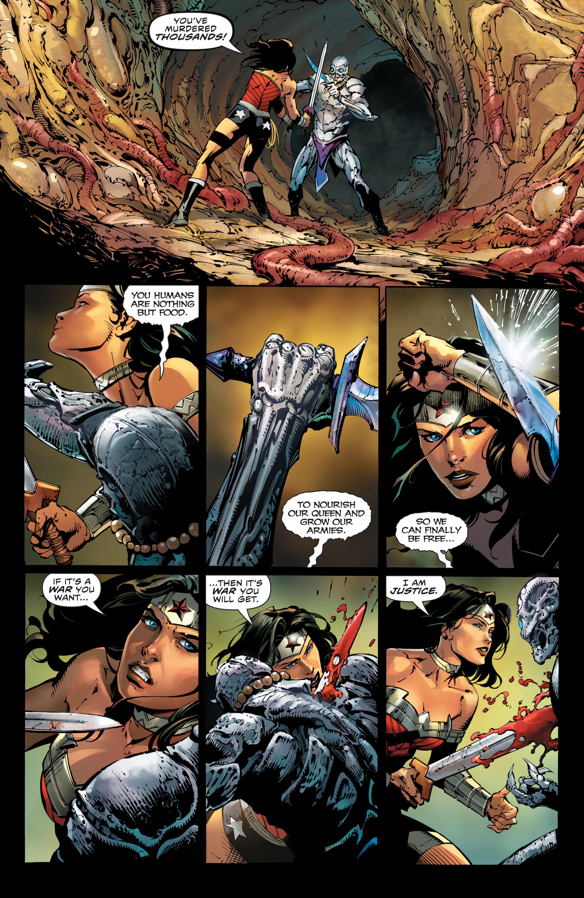 Read online Wonder Woman (2011) comic -  Issue #39 - 8