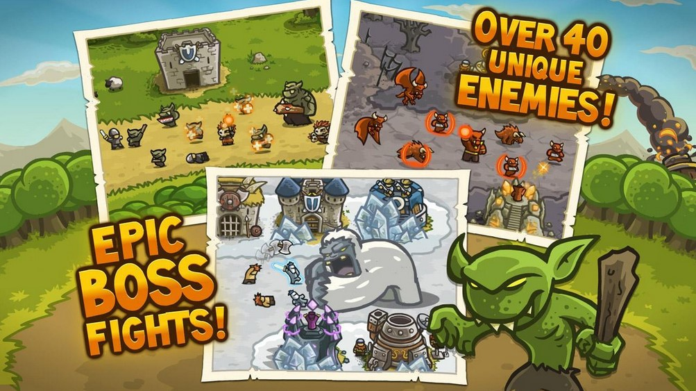 [FREE] Download Kingdom Rush for Android