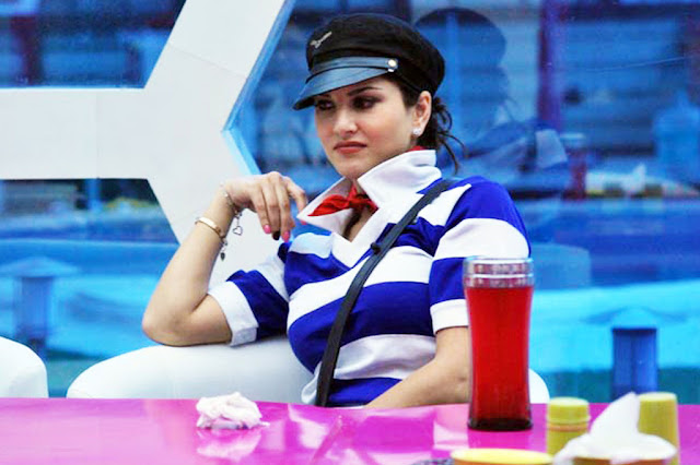 Sunny Leone Bollywood Actress  Oops Pictures-8263