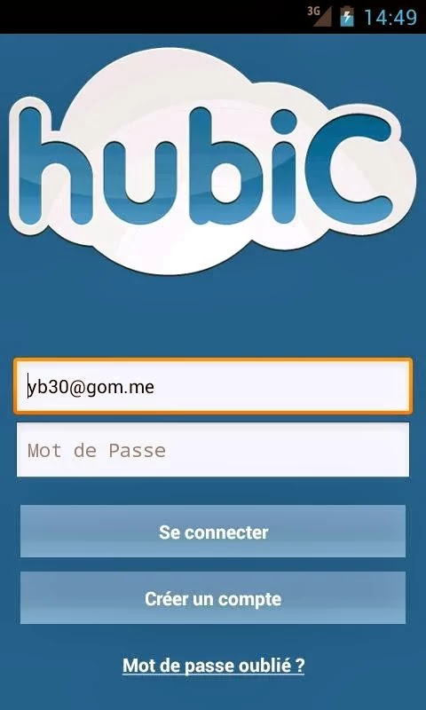 Hubic Android