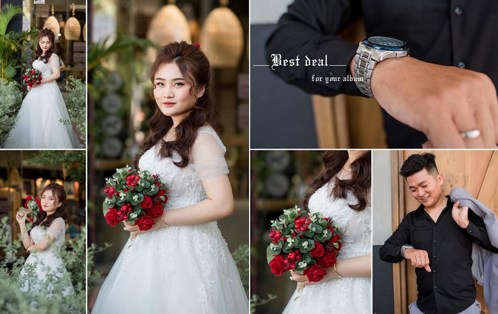 Chụp ảnh cưới ngoại cảnh Phan Thiết Giá Rẻ