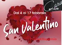 Logo ''Ethos Profumerie ti fa sognare a San Valentino'': vinci 3 weekend per 2 persone