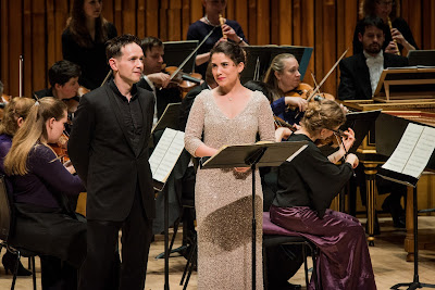 Handel: Rinaldo - Iestyn Davies, Joelle Harvey - The English Concert (Photo Robert Workman)