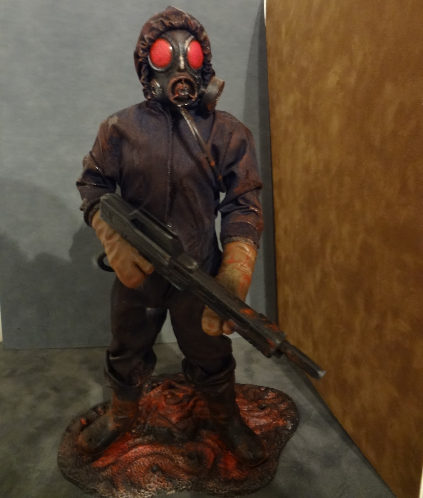 Apocalyptic Soldier Pics