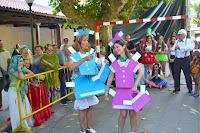 Concurso de disfraces de las fiestas de El Regato