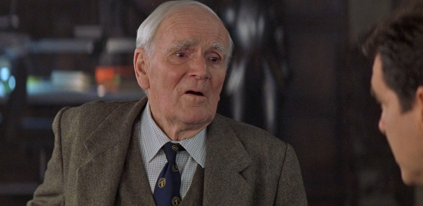 The Film Also Features The Last Appearance Of Desmond Llewelyn As Bondu0027s  Irascible Tech Genius, Q. The Q Scene Has Always Been A Important Part Of  The Bond ...