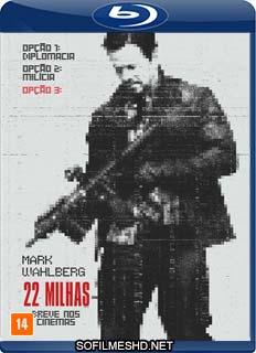 Baixar Filme 22 Milhas Dublado Torrent